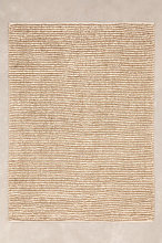 Tapis en jute et laine (230x165 cm) Yute Sklum