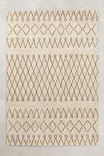 Tapis en laine (235x160 cm) Grifin Ethnic Sklum