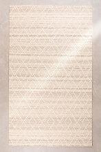 Tapis en laine (305x180 cm) Dunias Beige Lin Sklum