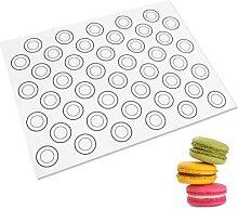 Tapis en Silicone pour Macaron, ustensiles de