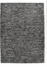 Tapis feutré en laine naturelle fait main