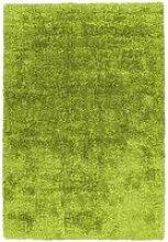 Tapis grâce shaggy green light BS7UR-60-110-E