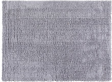 Tapis gris clair 160x230 cm PLUMA