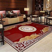 Tapis Home Design Conception géométrique Jaune