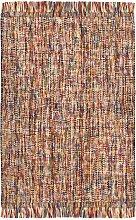 Tapis Kulti laine/polyester coloris multicolore