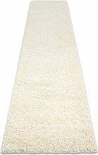 Tapis, le tapis de couloir SOFFI shaggy 5cm crème