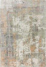 Tapis moderne fait main en Viscose Corail 120x170