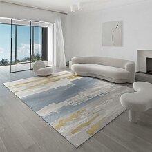Tapis moderne minimaliste pour canapé, Table