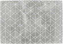 Tapis Polyester Ligne Textile Multicolore 120 x