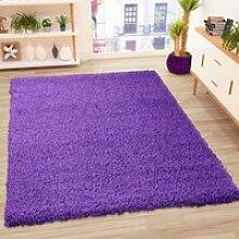 Tapis Prime Shaggy [60x100 cm] violet