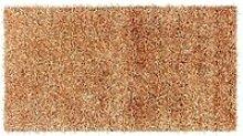 Tapis shaggy beige poil long 160x230 cm tap06050