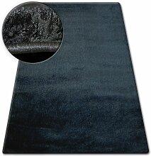Tapis SHAGGY VERONA noir noir 200x290 cm