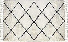 Tapis style berbère MARCUS - 100% laine - 120 x