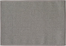 Tapis tressé en sisal gris 200x300