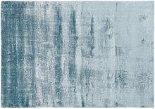 Tapis tufté bleu 160x230