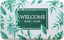 Tapis Welcome Impression Antiderapant, 50 * 80Cm