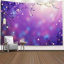Tapisserie de dortoir, Tapisserie Murale Art