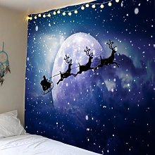Tapisserie murale de noël, décoration de maison,