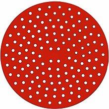 TARTIERY Tapis en silicone pour friteuse à air -