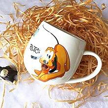 Tasse à café 300 ml Disney Mickey Mouse Minnie