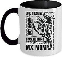 Tasse à café « Awesome MX Mom » avec