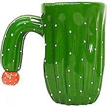 Tasse À Café Cactus Tasses En Céramique Avec