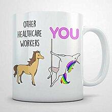 Tasse à café, cadeau de soins de santé, tasse