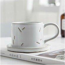 Tasse À Café Couple simple Couple Tasse de café