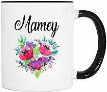 Tasse à café de 325 ml, tasse à thé, Mamey