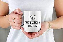 Tasse à café de sorcières Tasse à café Tasse