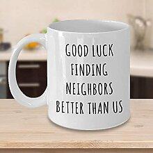 Tasse à café drôle Tasse à thé Au revoir