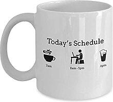 Tasse à café drôle Tasse à thé pour hommes