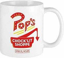 Tasse à café drôle tasse en céramique