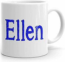 Tasse à café Ellen – Tasse personnalisée pour