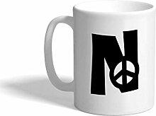 Tasse à café en céramique 11 onces 'N'