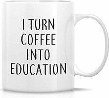 Tasse À Café En Céramique Dans L'Éducation