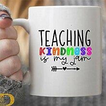 Tasse à café en céramique « Teaching Kindness