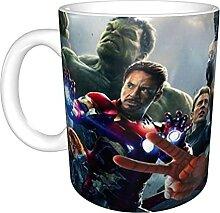 Tasse à café en céramique The Avengers - Tasse