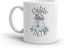 Tasse à café Enjoy The Winter