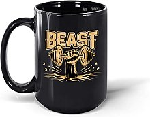 Tasse à café et à thé en céramique avec
