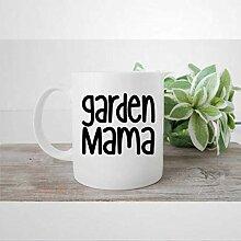 Tasse à café Garden Mama, tasse en céramique