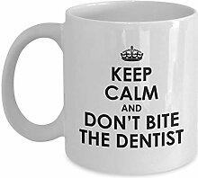 Tasse à café humoristique avec inscription «