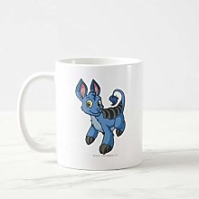 Tasse à café humoristique Bori Blue - Tasse à