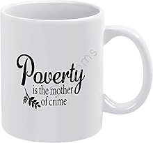 Tasse à café humoristique en céramique avec