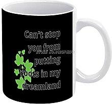 Tasse à café Ivy Tasse en porcelaine Tasse à