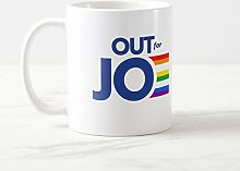 Tasse à café ou à thé « Out for Joe » -