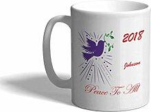 Tasse à café personnalisée en céramique 11