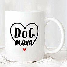 Tasse à café personnalisée pour animaux de