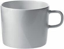 Tasse à café Platebowlcup - A di Alessi blanc en