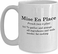 Tasse à café pour chef de pâtisserie - Cadeau
